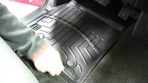 lexus floor mats for rx weathertech front floor liner review 2011 ford f 150 youtube