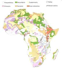 mapa de africa mapas de paises y ciudades de africa