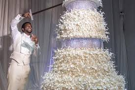 wedding cake cost gucci mane s wedding invitations cost 1 000 usd hypebeast