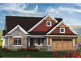 Craftsman Plans by 49 Best House Plan Images On Pinterest Square Feet House Floor