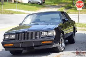 Grand National Engine Specs Buick Regal Grand National Coupe 2 Door 3 8l Turbocharged A C Sun Roof