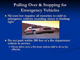 emergency light laws by state chapter 4 rules and regulations for safe driving ppt download