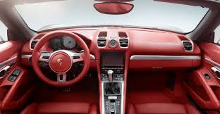 porsche boxster red 2012 porsche boxster s carrera red dashboard eurocar news