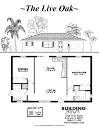 Live Oak Floor Plans Floor Plans Building Designs Inc