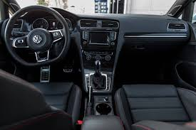volkswagen golf 2017 interior editors u0027 choice 2015 volkswagen golf gti driving