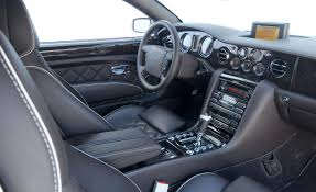 black bentley interior bentley brooklands pictures images page 4