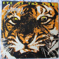 survivor eye of the tiger vinyl lp album at discogs