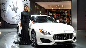 maserati ghibli engine maserati at the paris motor show debuts for the new quattroporte