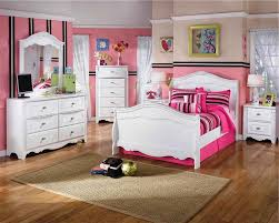 Girls White Bedroom Furniture Set Cool Kids Beds Choose Solid And Fixed Bed Comfortable Cool Kids
