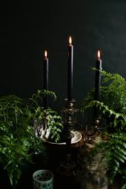 halloween flameless candles halloween tabletop midnight in the garden coco kelley coco kelley