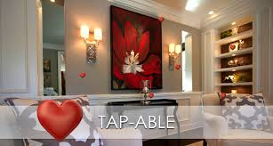tap enabled videos san diego interior designers