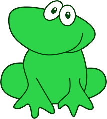 clipart of a frog clipart collection clipart of a frog in