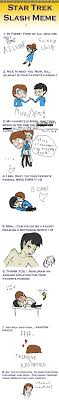 Slash Meme - star trek slash meme by dori doki on deviantart