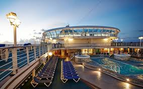discount travel sites images Princess cruises movie pool best location on cruise ship ships jpg