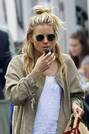 celebrities trends of fashions and hairstyle girls boys major hairstyle trend alert the half bun u2013 the