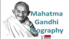 mahatma gandhi autobiography youtube