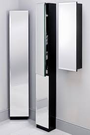 Black Bathroom Wall Cabinet by Slim Bathroom Cabinet Petrutech