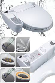 the electronic bidet toilet seat sy 58a combines the latest
