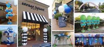 balloon delivery orange county ca balloon decorations orange county ca signature celebrations