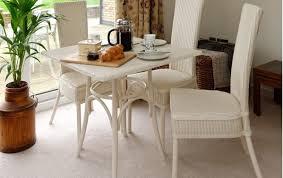 Lloyd Loom Bistro Table Lloyd Loom Wolsey Dining Chair