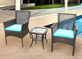 6 Chair Patio Set Two Chair Patio Set Small Patio Tables And Chair Sets High Back