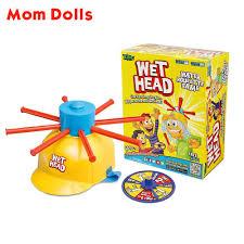 aliexpress com buy funny wet head game wet hat water challenge