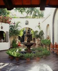 style homes with interior courtyards best 25 courtyard ideas on garden me