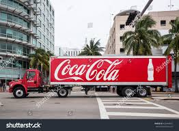 Coca Cola Six Flags Promotion Miami Usa March 21 2016 Coca Stock Foto 423418072 Shutterstock