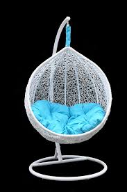 Trully Outdoor Wicker Swing Chair by Hammock Chairs Garden Decor Ideas