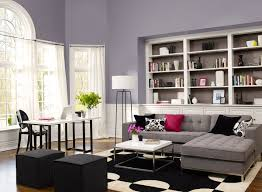 gray living room using grey sectional with chaise lounge and