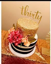 30 cake topper thirtieth birthday cake ideas best 25 30 birthday cake ideas on