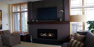 Gas Fireplace Ct by Ctl 58 Transitional Linear Dv Gas Fireplace Stellar Hearth Products