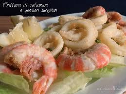 come cucinare i gamberoni congelati frittura di calamari e gamberi surgelati