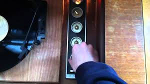 Repurposed Stereo Cabinet Rca Victor Stereo Cabinet Demonstration Youtube