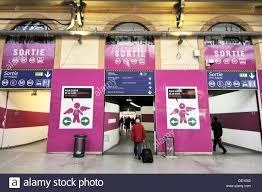 bureau de change lazare st lazare railway station stock photo royalty free
