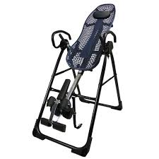 teeter inversion table amazon teeter hang ups ep 950 inversion table with healthy back dvd by