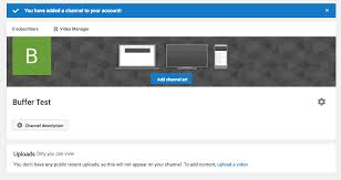 What Is A Channel Marketing Manager How To Create A Youtube Channel In 3 Simple Steps
