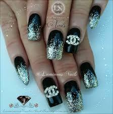 bling acrylic nail designs choice image nail art designs