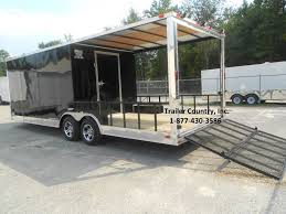Enclosed Trailer Awning For Sale Best 25 Enclosed Cargo Trailers Ideas On Pinterest Cargo