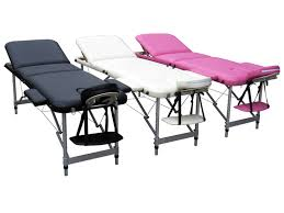 Portable Folding Bed Portable Folding Alu Massage Table Tattoo Therapy Beauty Couch Bed