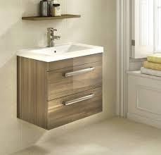 Wood Bathroom Furniture Gloss Wood Effect Bathroom Furniture