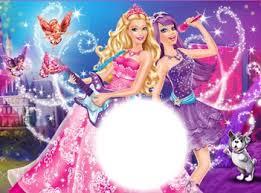 photo montage barbie pop star pixiz