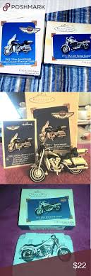 2 hallmark harley davidson ornaments flaws and customer support