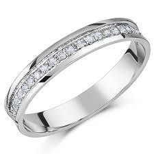 white eternity rings images Diamond eternity rings and stunning eternity wedding bands for men jpg