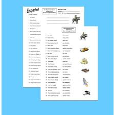 demonstrative adjectives u0026 transport worksheet 1 u0026 answer key