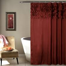 Shower Curtains With Red Lillian Shower Curtain Lush Décor Www Lushdecor Com
