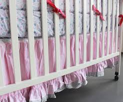 giol me num pink butterfly pattern baby bedding cotton crib