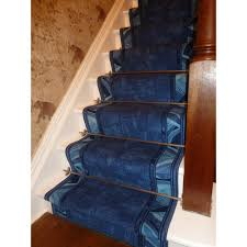 contempory blue contemporary stair runners decorative contemporary stair