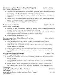 Sample Msw Resume by Resume For Msw Program Contegri Com