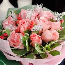 Peach Roses Peach Roses Flower Delivery Singapore Buy Peach Rose